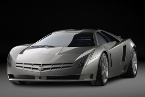 Cadillac Cien Concept 3 Wide Wallpaper