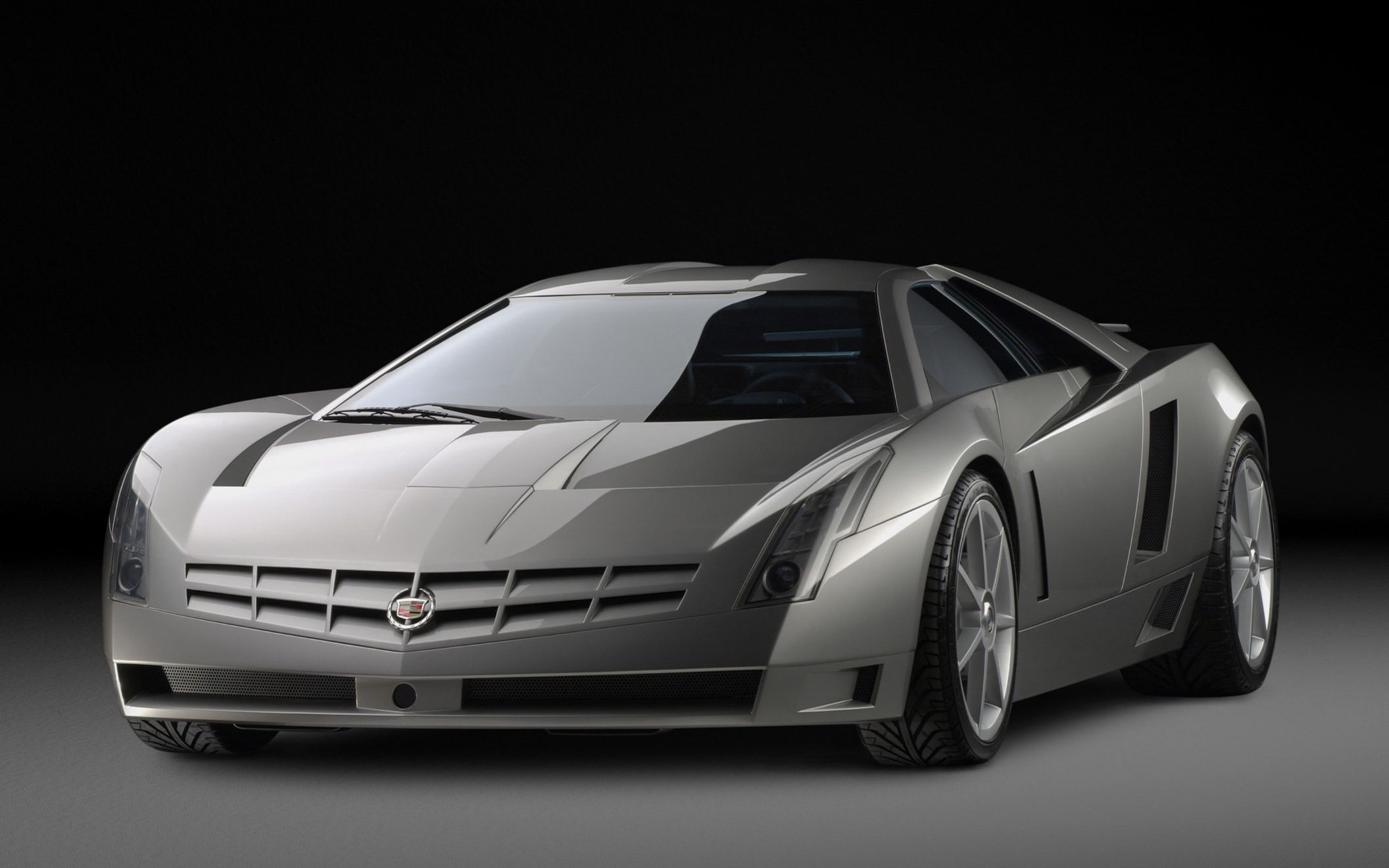 Download free HD Cadillac Cien Concept 3 Wide Wallpaper, image