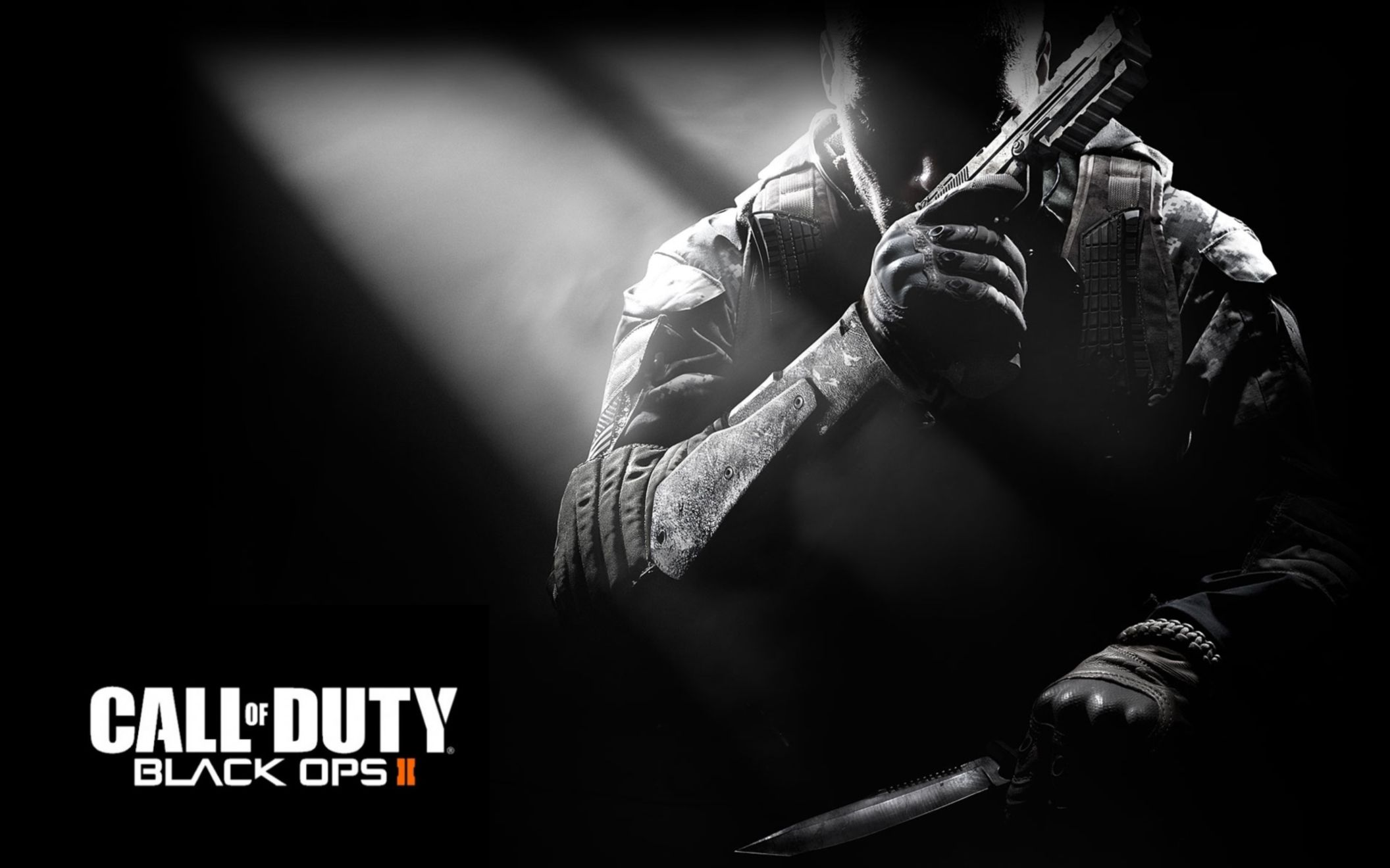 Download free HD Call Of Duty Black Ops 2 Wide Wallpaper, image