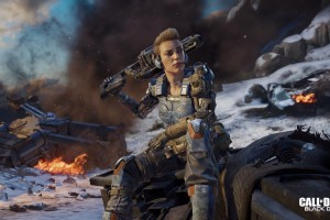 Call of Duty Black Ops 3 Specialist Battery HD Wallpaper