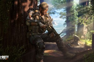 Call of Duty Black Ops 3 Specialist Nomad HD Wallpaper
