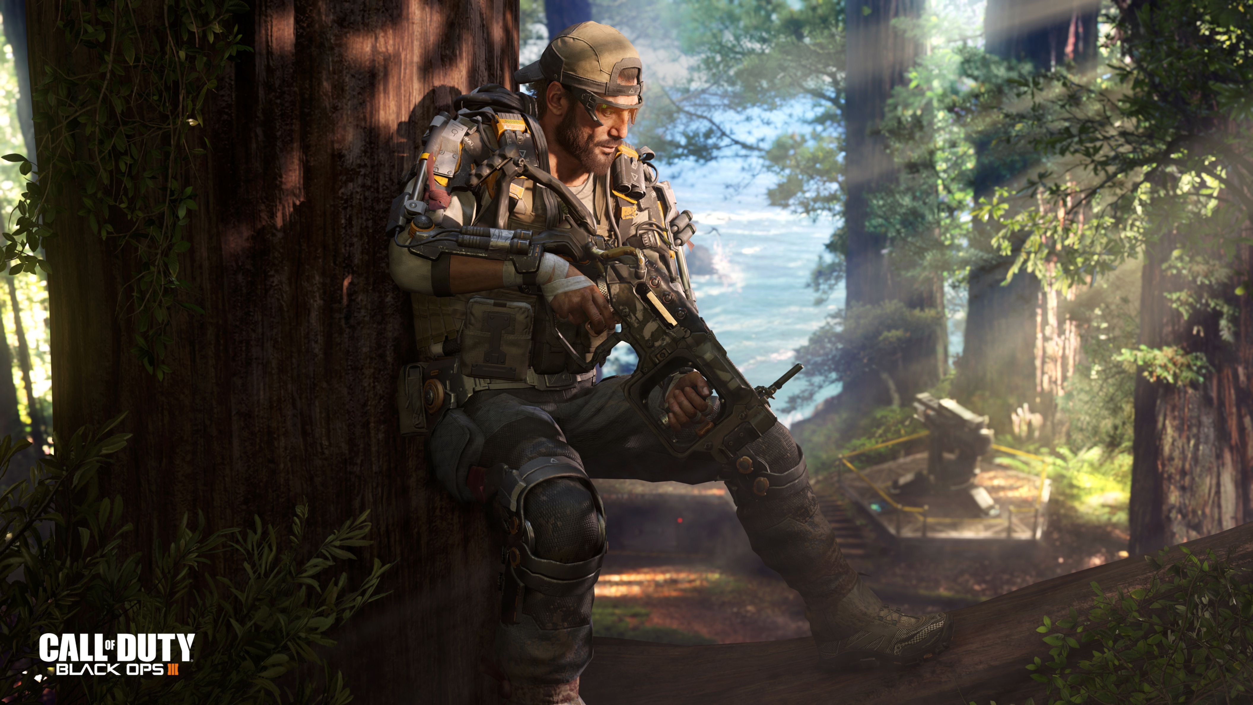 Download free HD Call of Duty Black Ops 3 Specialist Nomad HD Wallpaper, image
