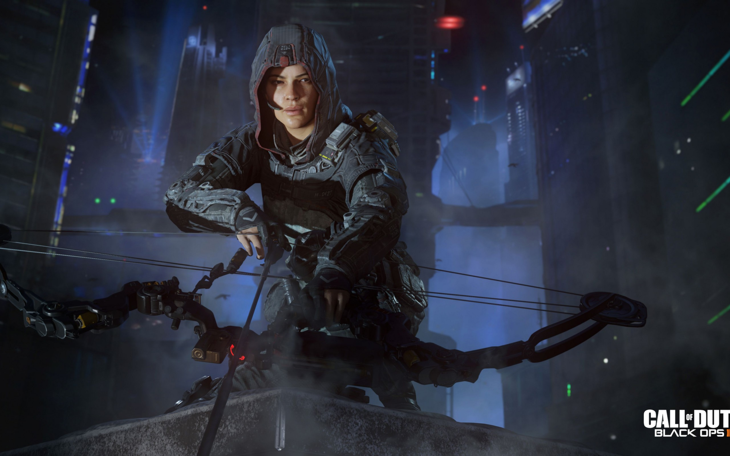 Call Of Duty Black Ops 3 Specialist Outrider HD Wallpaper Desktop