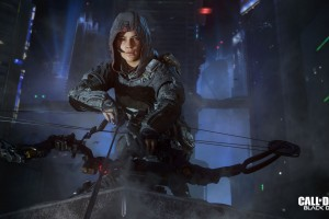 Call of Duty Black Ops 3 Specialist Outrider HD Wallpaper