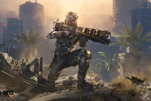 Call of Duty Black Ops 3 Specialist Prophet HD Wallpaper