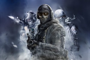 Call of Duty Modern Warfare Wide Wallpaper