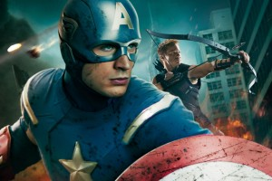 Download Captain America In Avengers Movie Wide Wallpaper Free Wallpaper on dailyhdwallpaper.com