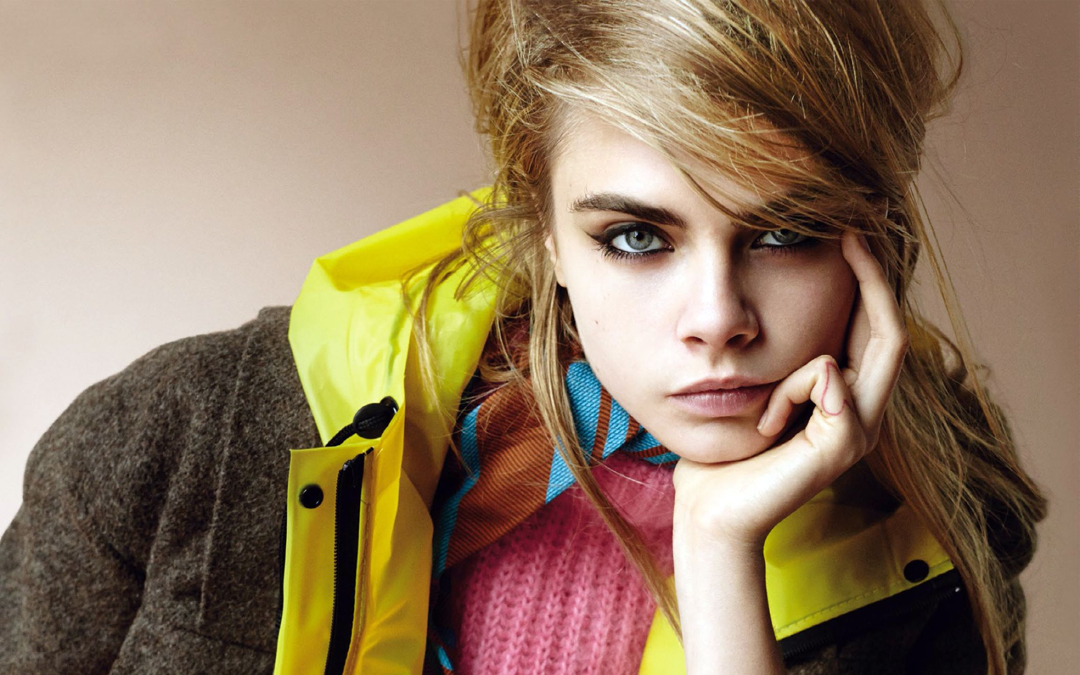 Download free HD Cara Delevingne 4 Wide Wallpaper, image