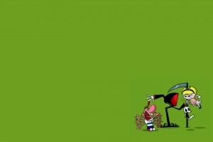 Download Cartoon Green Network HD Free  Wallpaper Free Wallpaper on dailyhdwallpaper.com