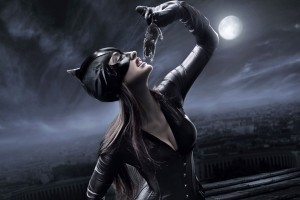 Download Catwoman Concept Wide Wallpaper Free Wallpaper on dailyhdwallpaper.com