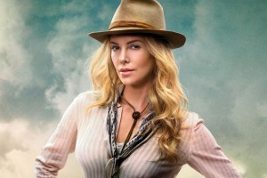 Charlize Theron in A Million Ways To Die in The West Wide Wallpaper
