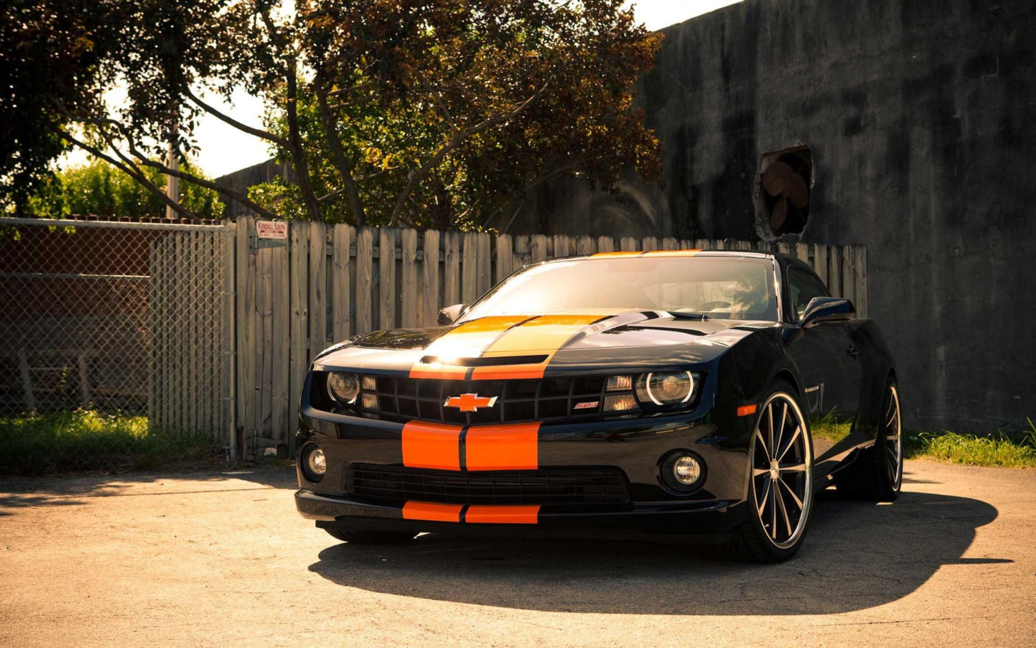 Download free HD Chevrolet Camaro Ss Car Wide Wallpaper, image
