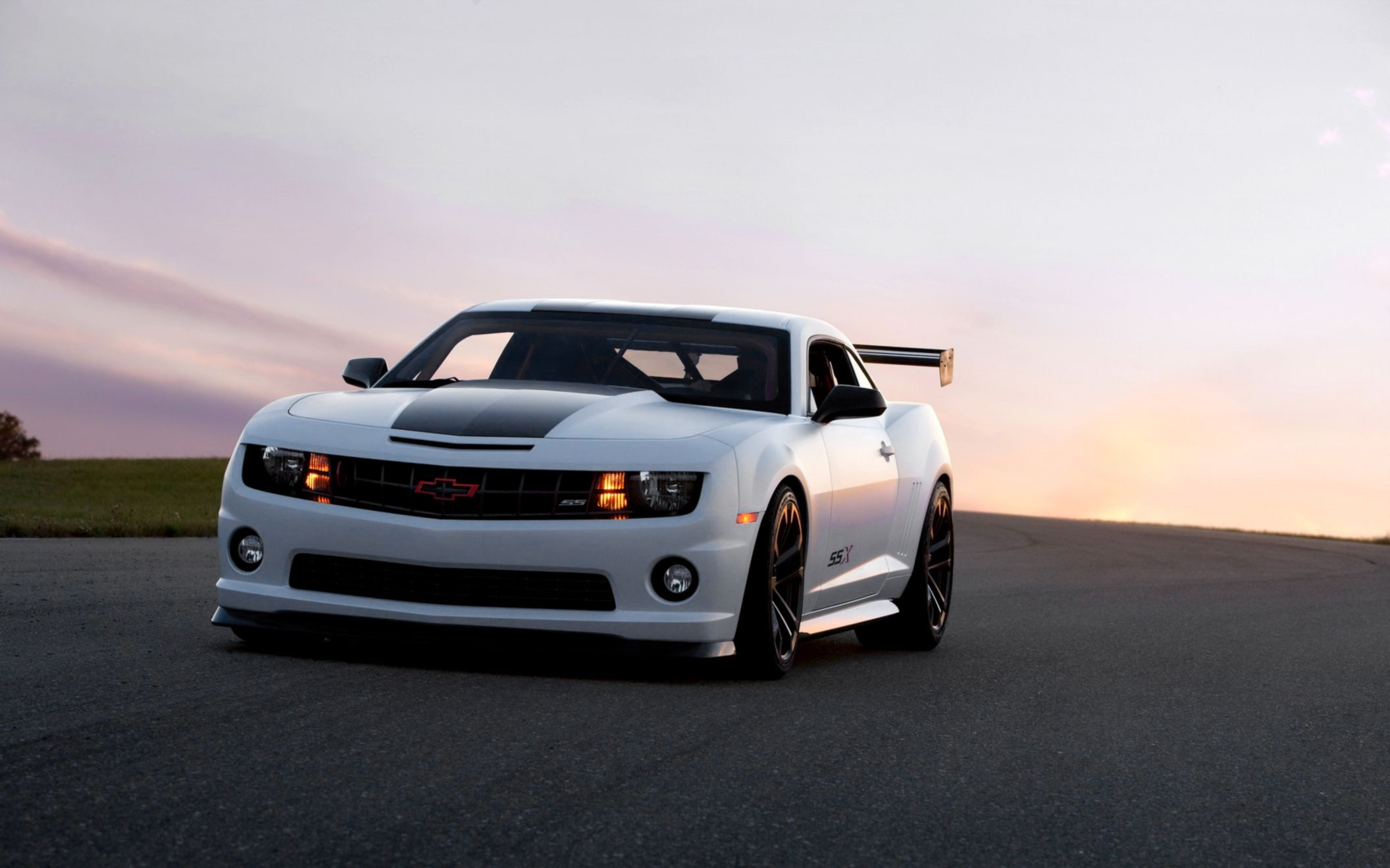 Download free HD Chevrolet Camaro Ssx Wide Wallpaper, image
