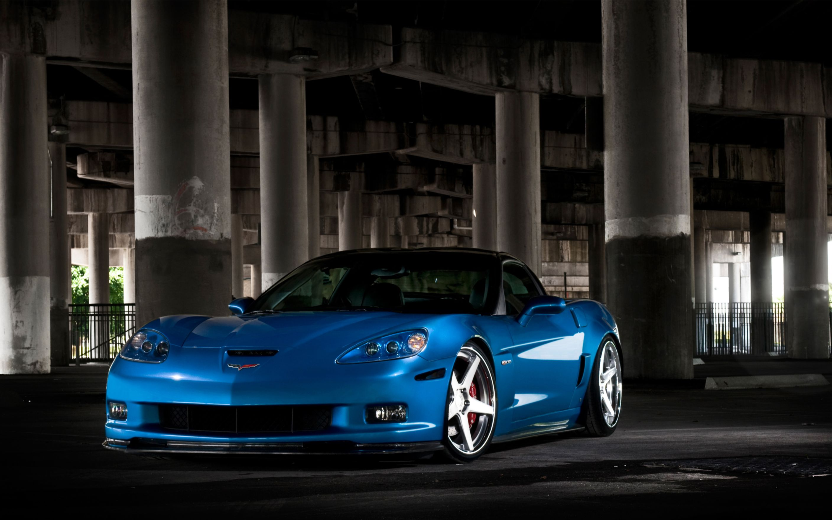 Download free HD Chevrolet Corvette C6 Zr1 Car Wide Wallpaper, image