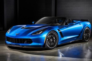 Chevrolet Corvette Z06 Convertible 2015 Wide Wallpaper