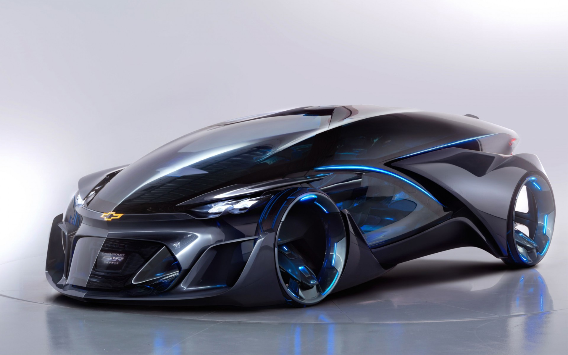 Chevrolet Fnr Sports Concept Wide Wallpaper