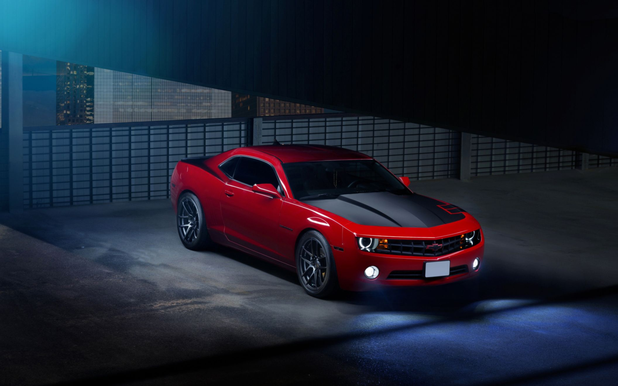 Download free HD Chevy Camaro Wide Wallpaper, image