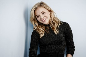 Chloe Moretz 34 Wide Wallpaper