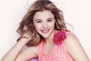 Chloe Moretz Actress Wallpaper