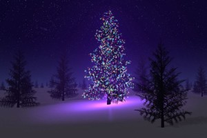 Christmas Background 3d For Desktop Wallpaper
