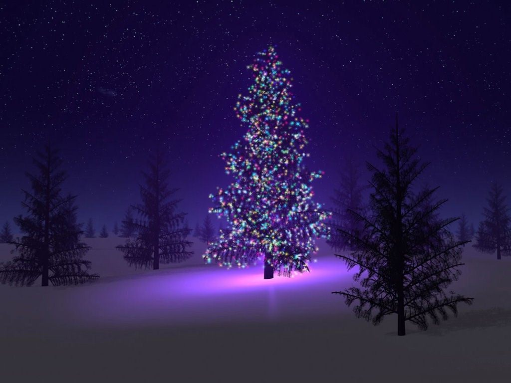 Christmas Background 3D For Desktop Wallpaper: Desktop HD ...