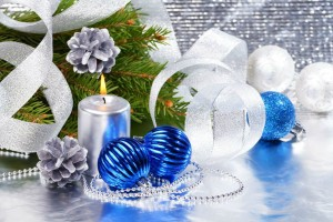 Christmas Decor Wallpaper