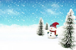 Download Christmas Snowman Image Wallpaper Free Wallpaper on dailyhdwallpaper.com