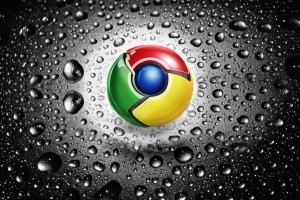 Download Chrome Water Art Wallpaper Free Wallpaper on dailyhdwallpaper.com