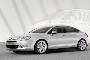 Citroen C5 Wide Wallpaper