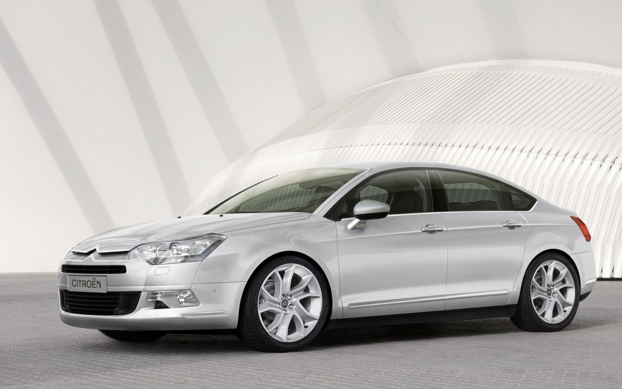Download free HD Citroen C5 Wide Wallpaper, image