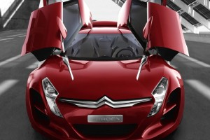Citroen Concept Car Normal Wallpaper