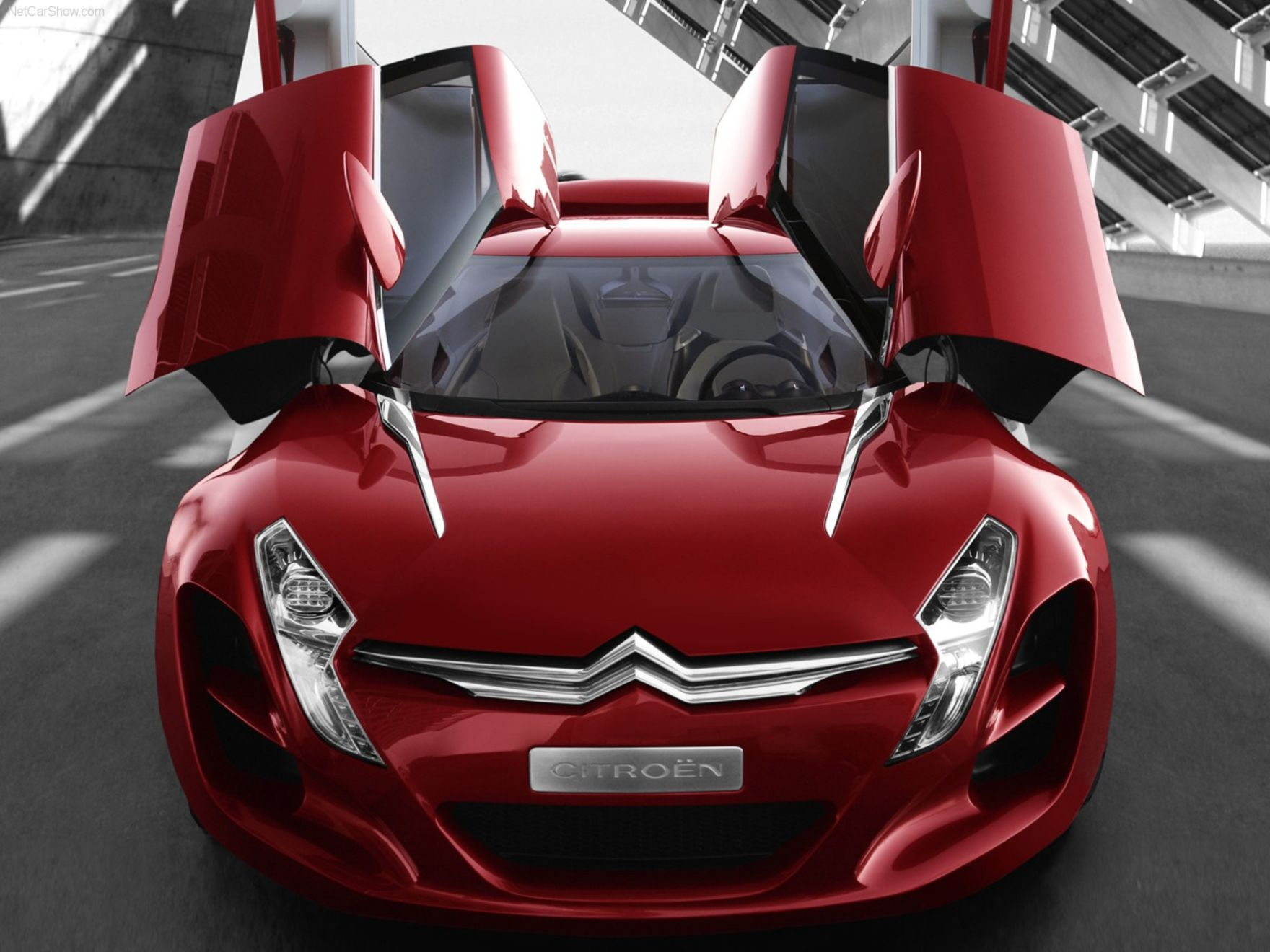 Download free HD Citroen Concept Car Normal Wallpaper, image
