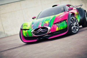Download Citroen Survolt Concept Car Wide Wallpaper Free Wallpaper on dailyhdwallpaper.com