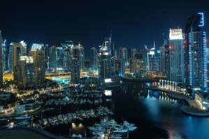 City Dubai HD Wallpaper