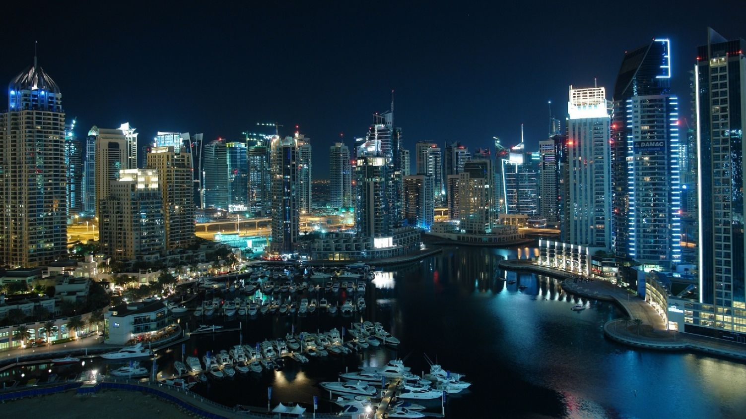 Download free HD City Dubai HD Wallpaper, image