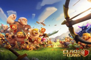 Clash Of The Clan Hd Wallpaper