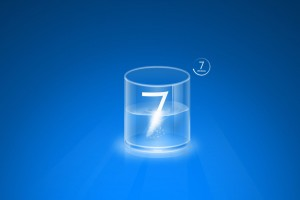 Clear Glass Windows 7 Wide Wallpaper
