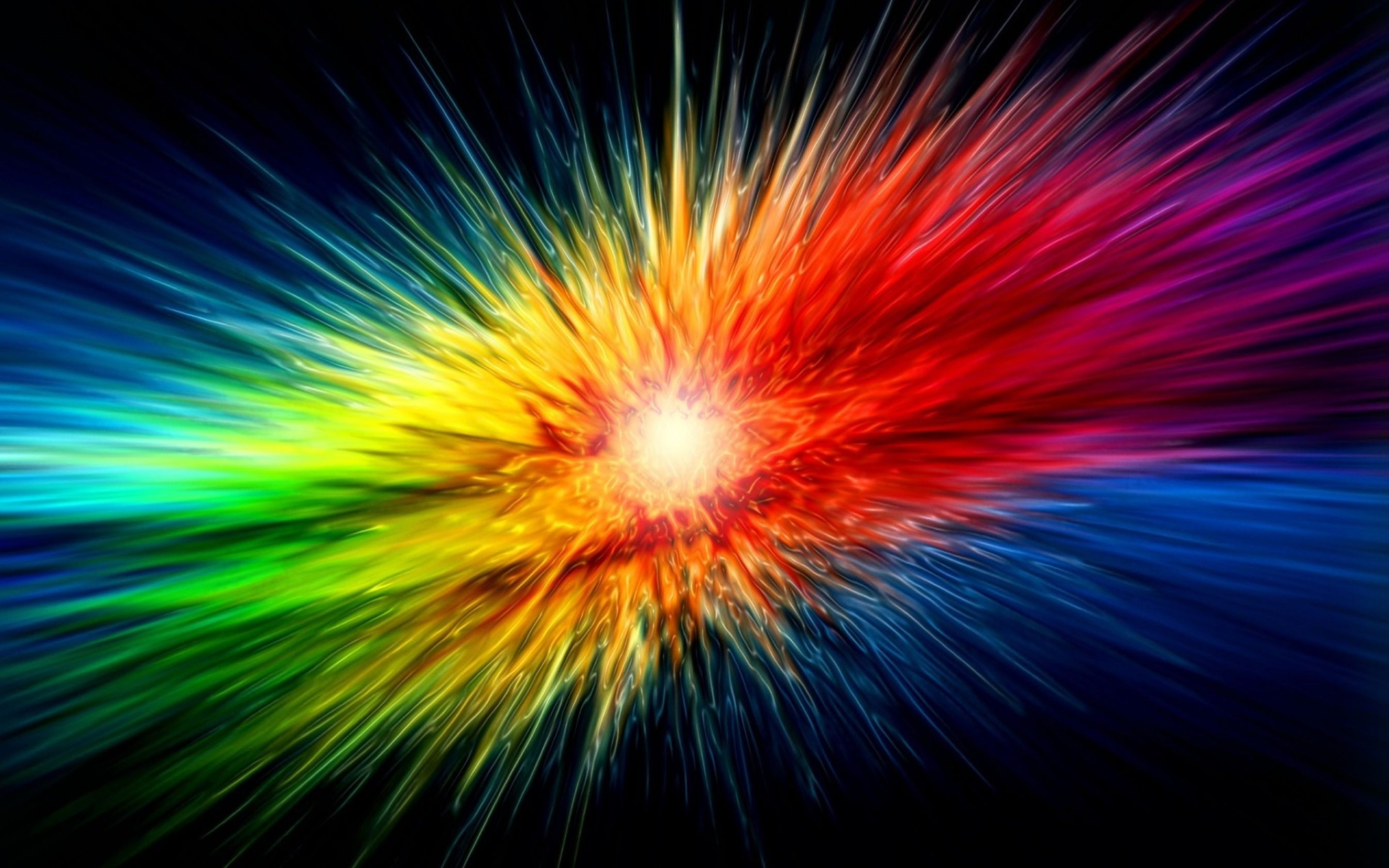 Download free HD Color Burst Wallpaper, image