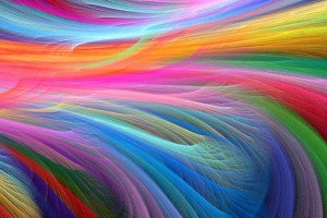 Colorful Abstract Art Desktop Wallpaper