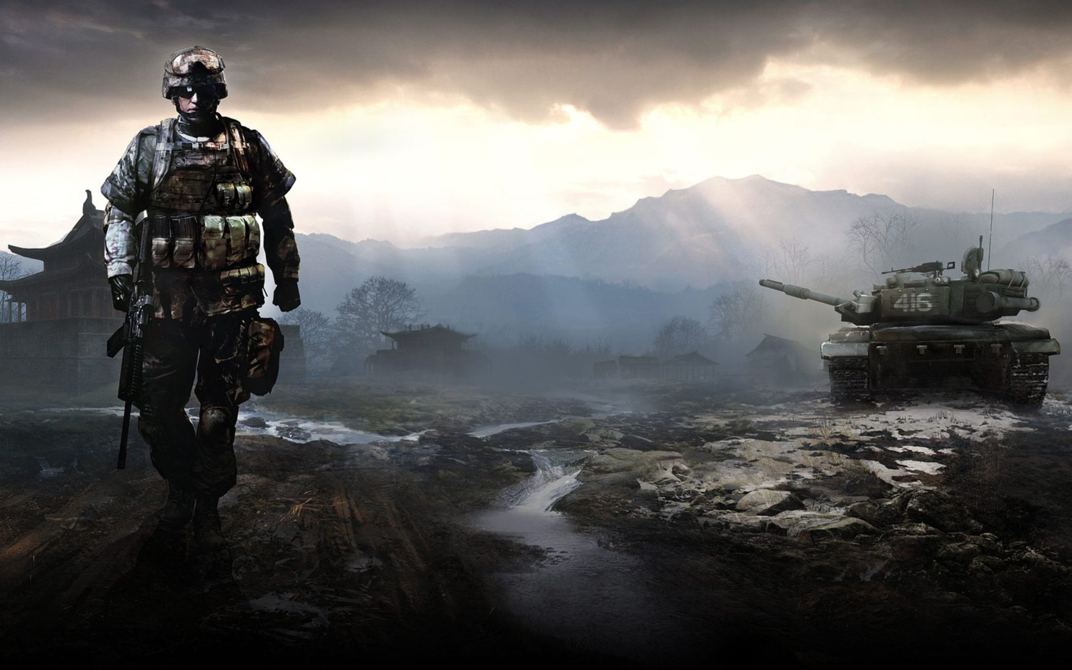 Download free HD Cool Battlefield 4 1920×1200 Wallpaper, image