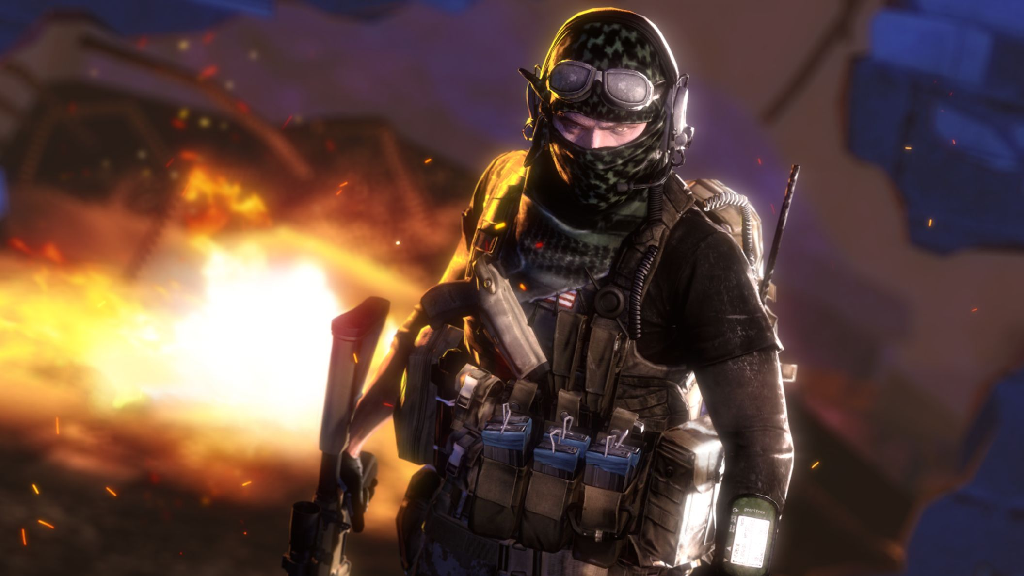 Download free HD Cool Battlefield 4 Recon Wallpaper, image