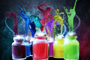 Download Cool Colorful Art Paint Wallpaper Free Wallpaper on dailyhdwallpaper.com