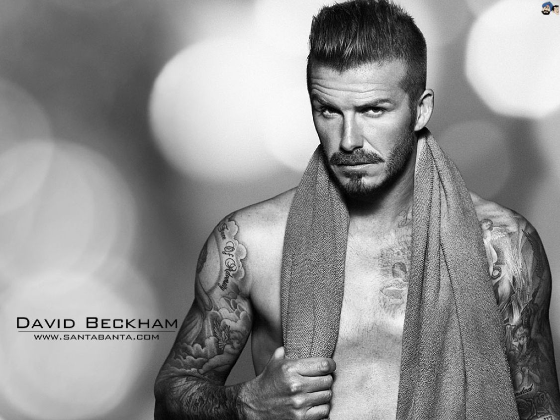 Download free HD Cool David Beckham Wallpaper, image