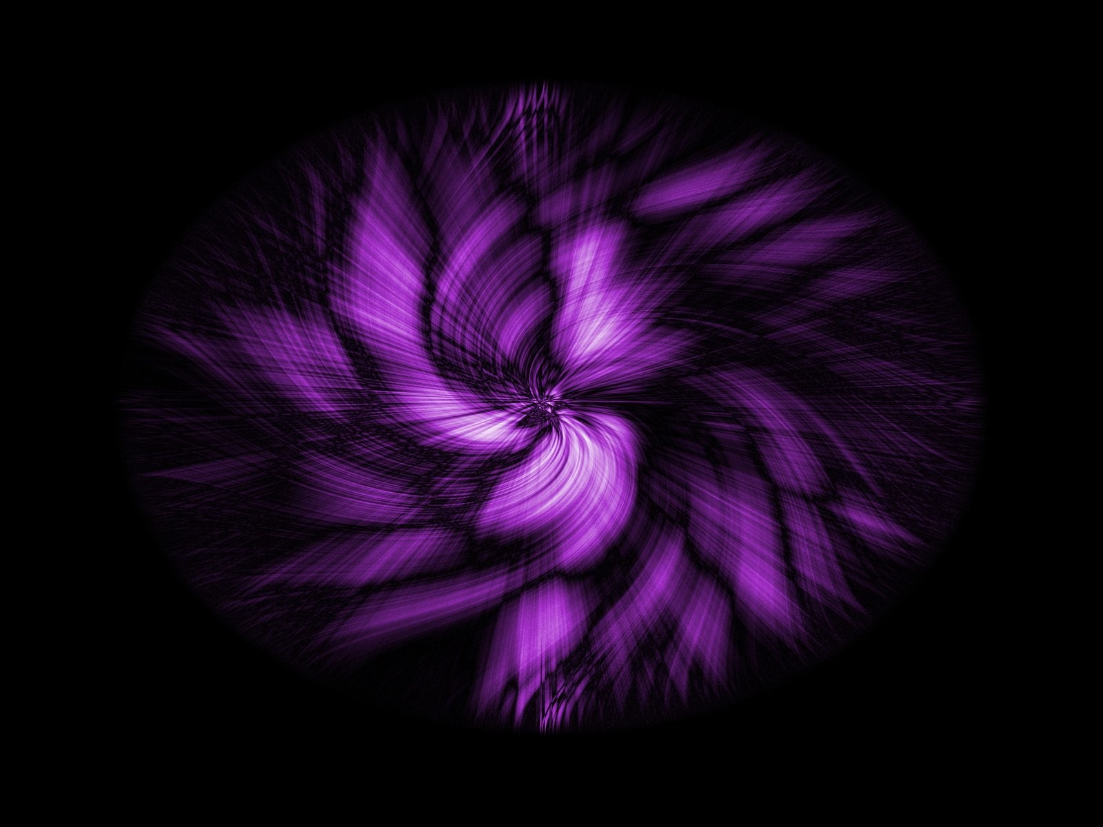 Cool Purple Abstract Art  Wallpaper