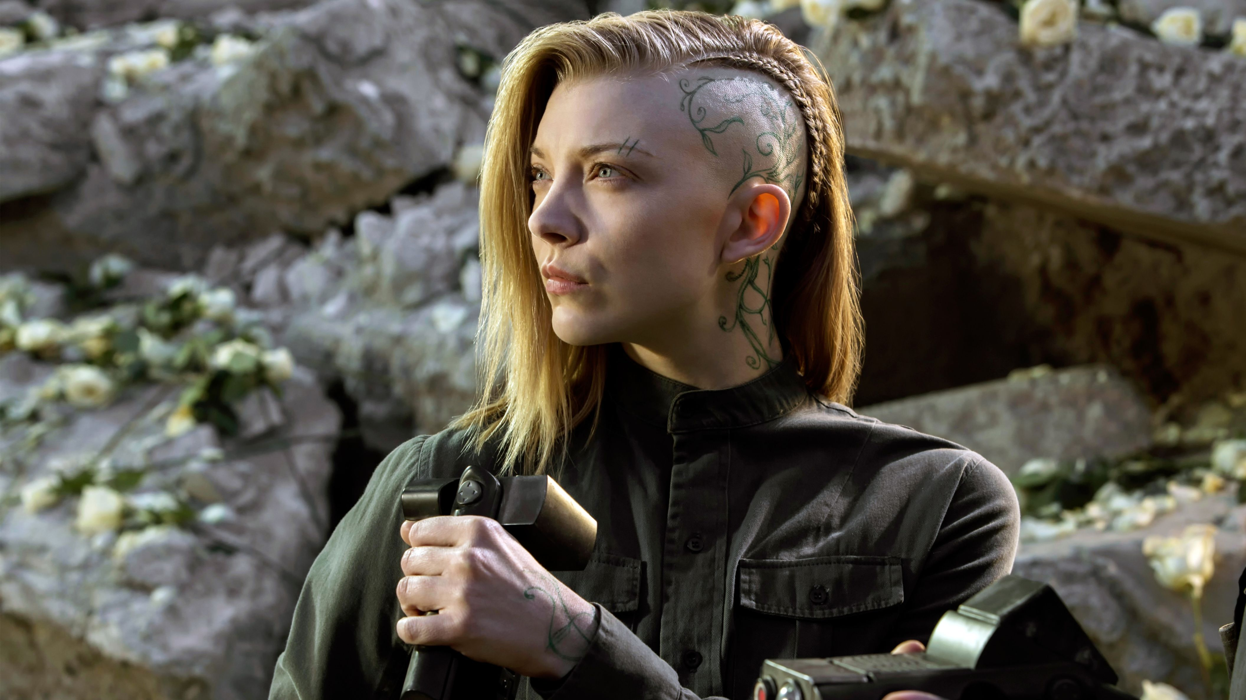 Download free HD Cressida Natalie Dormer Hunger Games Mockingjay Part 2 HD Wallpaper, image