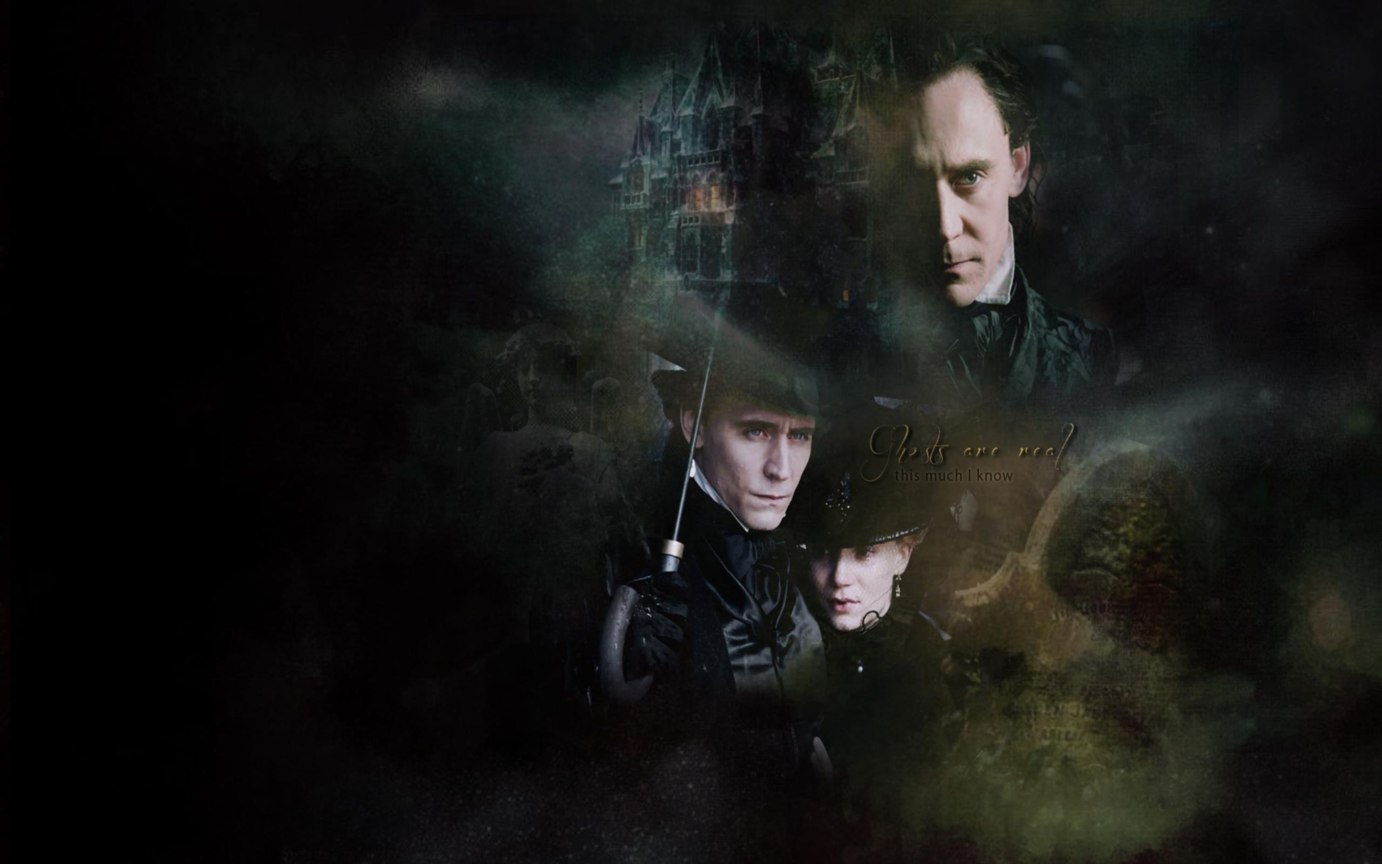 Download free HD Crimson Peak Wallpaper, image