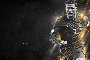 Download Cristiano Ronaldo Football Player Wide Wallpaper Free Wallpaper on dailyhdwallpaper.com