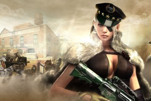 Download Cross Fire Arch Calvary Marshal HD Wallpaper Free Wallpaper on dailyhdwallpaper.com