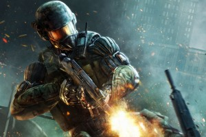 Download Crysis 2 Weapons Suit Wide Wallpaper Free Wallpaper on dailyhdwallpaper.com