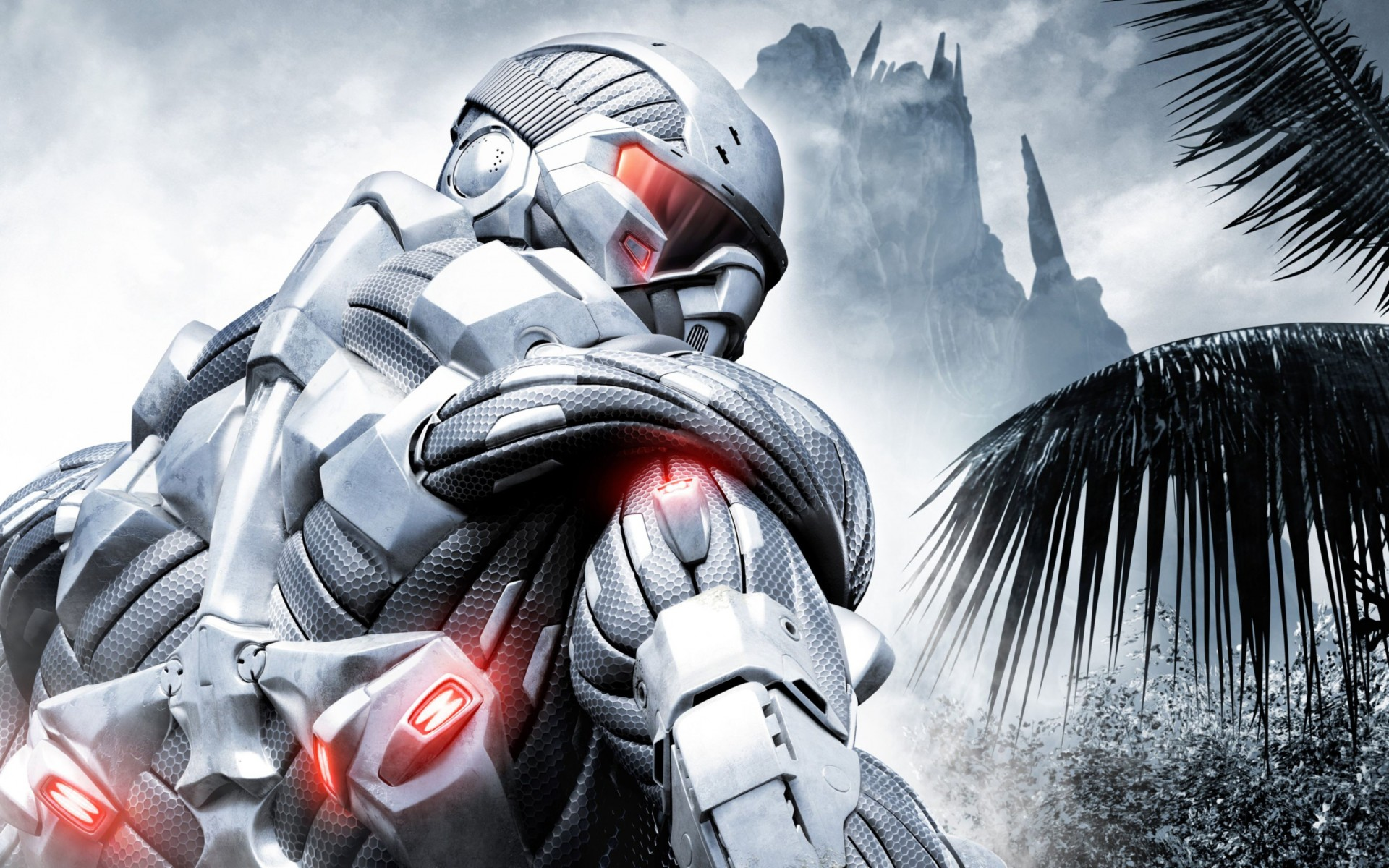 Crysis Official Wide Wallpaper